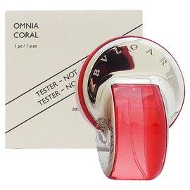 BVLGARI Omnia Coral 寶格麗晶豔女性淡香水 65ml Tester 【美人魚香水館】