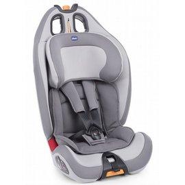 【紫貝殼●會員滿5000元再享95折】『GCG01-3』Chicco Gro-up123 成長型兒童汽車安全座椅 9~36kg  品味灰【公司貨】
