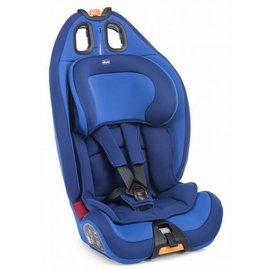 【紫貝殼●會員滿5000元再享95折】『GCG01-4』Chicco Gro-up123 成長型兒童汽車安全座椅 9~36kg  科技藍【公司貨】