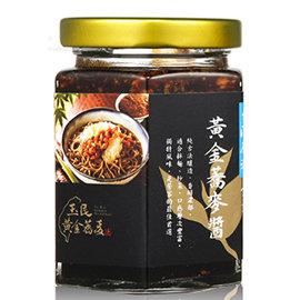 玉民黃金蕎麥醬^(全素^)180g