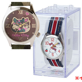 KITTY女用指針手錶迷彩461549英倫461518通販部