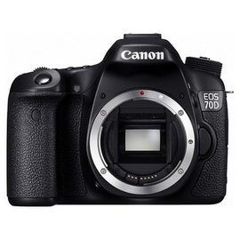 APS~C~副電組Canon EOS 70D 單機身^~^(平行輸入^)