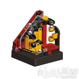 ~4D MASTER~ 旋轉滾珠小型D^(30230^)黑紅黃色