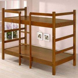 Homelike 艾瑪3.5尺雙層床 床架 單人床 床組 床台 上下舖 兒童床  專人配送