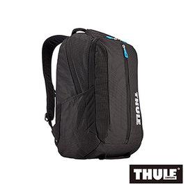 Thule 都樂~Crossover 25L 多 17吋雙肩後背包 TCBP~317黑色