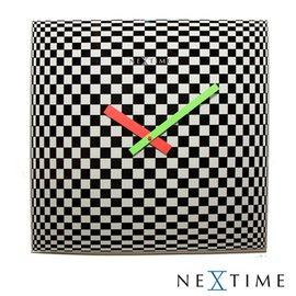 ~歐型 館~NeXtime~視覺膨脹 時鐘