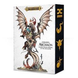 Games Workshop Warhammer 西格瑪紀元 ~人物~艾查安 崇高滅世元帥
