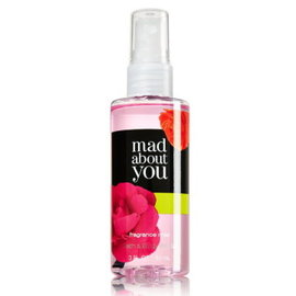 《Bath  Body Works》保濕香氛噴霧-【為你瘋狂】Mad About You