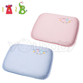 1A2B 科技乳膠護頭枕 ~藍 粉