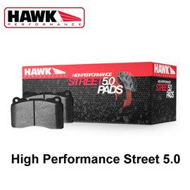 ~Power Parts~HAWK HPS 5.0 來令片 前  MAZDA 5 CR C