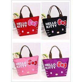 ~mimi shop~ hello kitty 帆布包 袋 媽咪包 潮流可愛手提袋 包 單