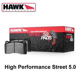 ~Power Parts~HAWK HPS 5.0 來令片^(前^) VW GOLF GT