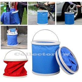 ~F16071803~9L便攜式折疊水桶 清潔折疊桶 伸縮水桶 洗車水桶 多 便攜式折疊汽