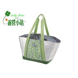 大林小草~【81670440 】日本LOGOS 軟式保冷袋20L-【國旅卡】