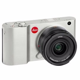 WiFi傳輸★3.7吋觸控Leica T (Typ 701) 11-23mm變焦鏡組 銀 公司貨