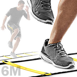 QUICK LADDER靈敏步伐梯6M敏捷梯 C109-51216 (跳格步梯速度梯繩梯能量梯.田徑跑步足球訓練梯子.運動健身器材.推薦哪裡買PTT)