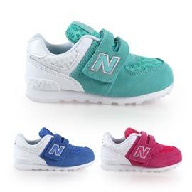 NEW BALANCE 574系列 男女兒童復古休閒鞋-WIDE(免運 NB 寬楦【02015757】≡排汗專家≡