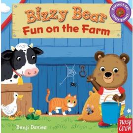 Bizzy Bear: Fun on the Farm 忙碌小熊:農場