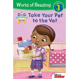 World Of Reading: Doc McStuffins Take Your Pe