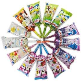 【吉嘉食品】固力果Glico 米奇碳酸飲料棒棒糖 1支9.5公克18元,日本進口,另有米奇棒棒糖{45105219:1}