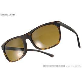 EMPORIO ARMANI 太陽眼鏡 EA4056F 508973 ^(琥珀^) 率性百
