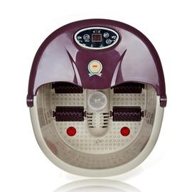 足浴盆按摩加熱電動洗腳盆全自動浴足盆深桶洗腳機泡腳器~3C 科技館~