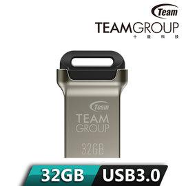 Team 十銓科技 C162 32G USB3.0金彩碟~黑
