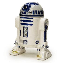 ~金玉堂文具~Star Wars 星際大戰 R2~D2 Bank figure 存錢筒 瓷