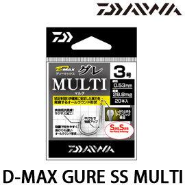 漁拓釣具 DAIWA D~MAX GURE SS MULTI ^#4 ^#4.5 ^#5.