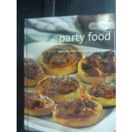 ~書寶 書T3╱餐飲_HSJ~Greatest ever party food_Parra