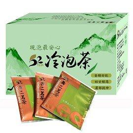52TEA 冷泡茶~舞二茶 3gx20包  盒 買2盒送冷泡茶 瓶500ml一支