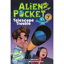 ~老麥外文~ALIEN IN MY POCKET:TELESCOPE TROUBLES #