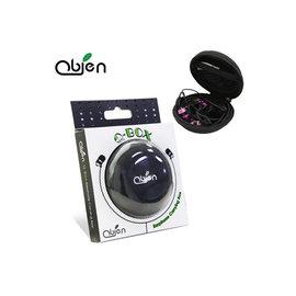 ~OUI~為~ ~OBIEN Q~BOX 耳機收納盒 ^(不含耳機等內容物僅耳機收納盒^)