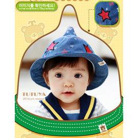 ^~韓風童品^~TUTUYA遮陽帽子 男女童太陽帽子 兒童休閒帽 漁夫帽 盆帽 星星款兒童
