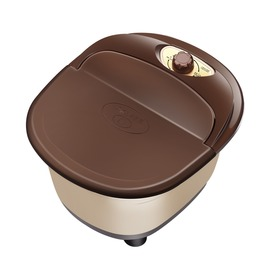 足浴盆全自動加熱按摩泡腳盆深桶電動有蓋保溫洗腳盆足浴器~型男株式會社~