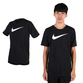 NIKE 男短袖針織衫(T恤 慢跑 路跑 短T【03312350】≡排汗專家≡