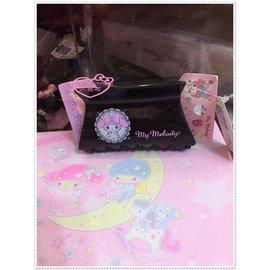 小花花  Hello Kitty 美樂蒂 鯊魚夾 夾髮夾 髮飾 黑色站姿56999402