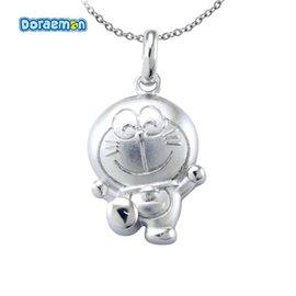 ~Doraemon~活力哆啦A夢 925純銀墜子