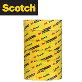 3M 502S Scotch 超透明OPP膠帶 12mmx40y -12捲入  筒