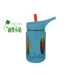 大林小草~【SCT400BS】美國SCOUT 單層不鏽鋼吸嘴頭水壼(400cc) -【國旅卡】