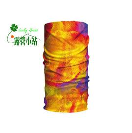 大林小草~【HA110-0602】德國HAD 多功能頭巾-米羅-【國旅卡】