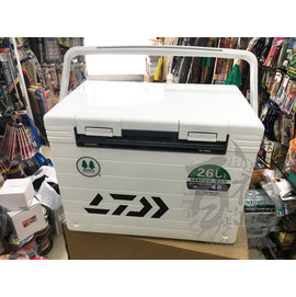 ◎百有釣具◎S/W D-26L 單開冰箱 SHIMANO/DAIWA 代工廠生產設計 顏色隨機出貨