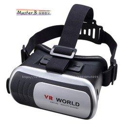 ~Master.B~  VR WORLD 虛擬實境 掌上型3D眼鏡 360度 模擬