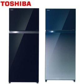 ★贈10入碗組SP-1505★TOSHIBA東芝468公升變頻無邊框玻璃系列冰箱 GR-HG52TDZ **免費基本安裝**