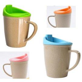 【紫貝殼】『DC45』美國 Husk's ware 兒童水杯【稻殼纖維材質,安全實用 】【保證公司貨●品質有保證】