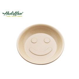 【紫貝殼】『DC46』美國 Husk's ware 兒童微笑餐盤【稻殼纖維材質,安全實用 】【保證公司貨●品質有保證】