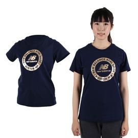 NEW BALANCE 女短袖T恤(棉T 圓領 慢跑 路跑 NB【03312394】≡排汗專家≡