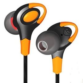 跑步手機線控重低音帶麥耳塞式 入耳掛耳式耳機CGQ