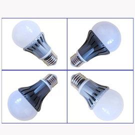 ~江唐光電~LED燈泡  5W  正白  色溫 6500K  鋁材  電壓220V