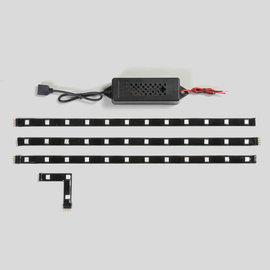 ~江唐光電~LED燈條~30CM 驅動器~SMD薄型led軟燈條 超亮^!可串接延長 可裁